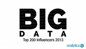 Big Data Top 200 Influencers 2013