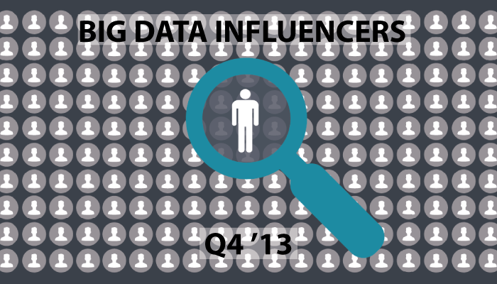 Onalytica - Big Data Influencers Q4-2013