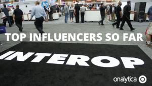 #Interop Las Vegas 2014 – Top Influencers So Far