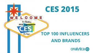 CES 2015: Top 100 Influencers and Brands