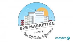 B2B Marketing: Top 100 Twitter Influencers