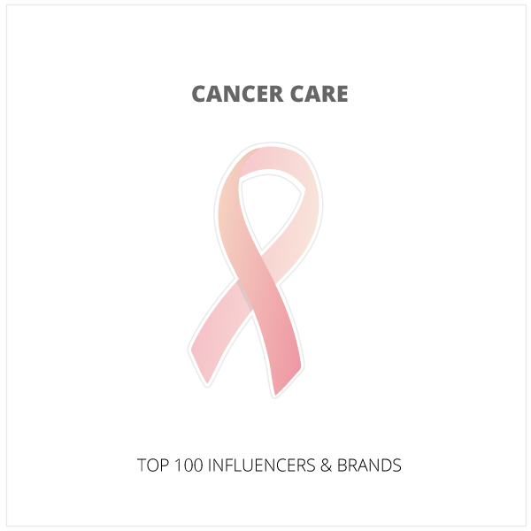 Cancer Care: Top 100 Influencers and Brands