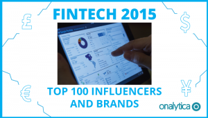 Fintech 2015: Top 100 Influencers and Brands