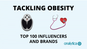Tackling Obesity: Top 100 Influencers and Brands