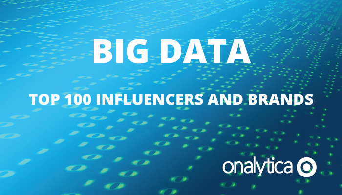 Onalytica - Big Data Top 100 Influencers and Brands