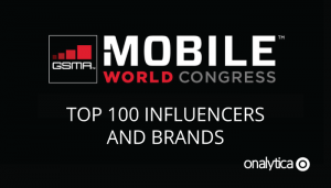 MWC 2016: Top 100 Influencers and Brands