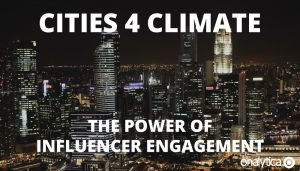 Cities4Climate: The Power of Influencer Engagement