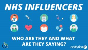 NHS Influencers: Who are they and what are they saying?