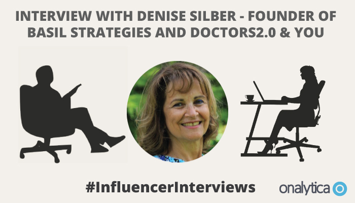 Onalytica Interview with Denise Silber