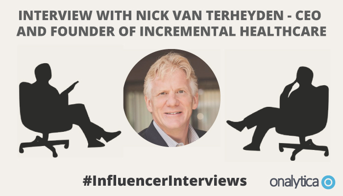 Onalytica Interview with Dr Nic van Terheyden