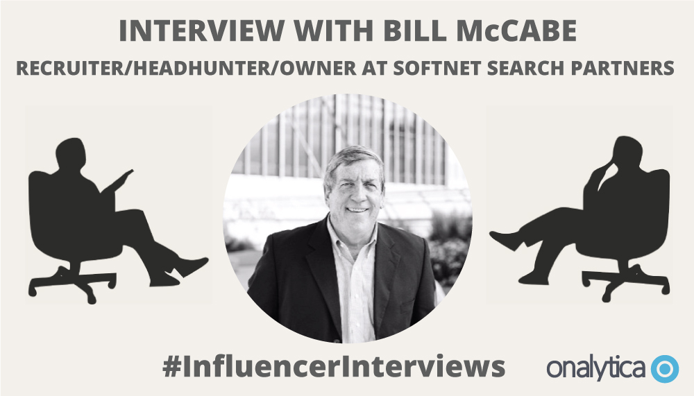 Onalytica Interview with Bill McCabe