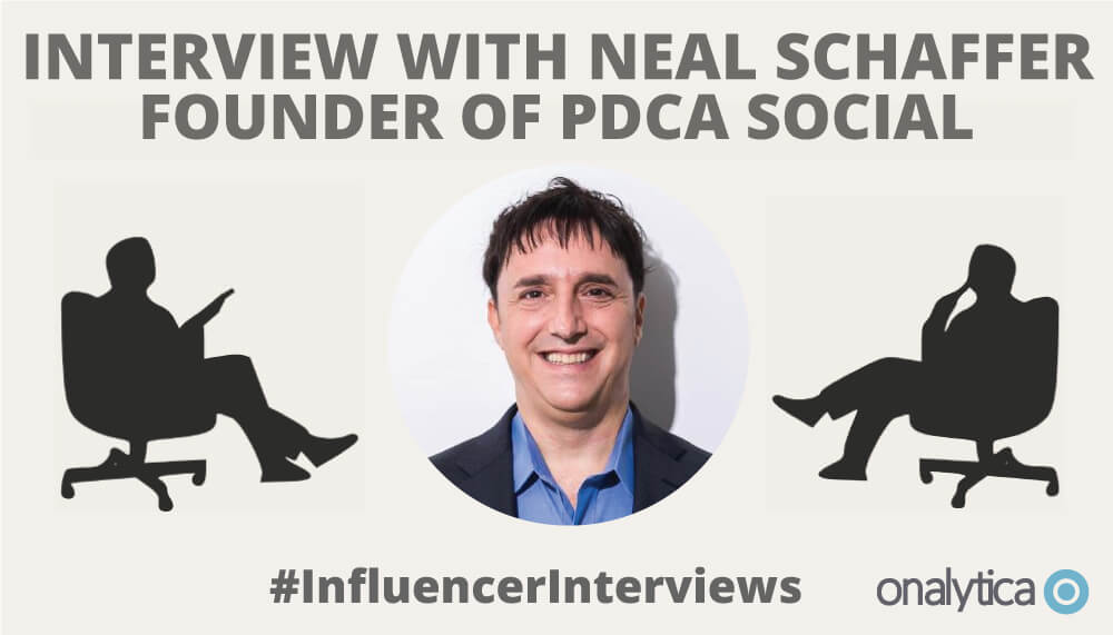 Onalytica Interview with Neal Schaffer