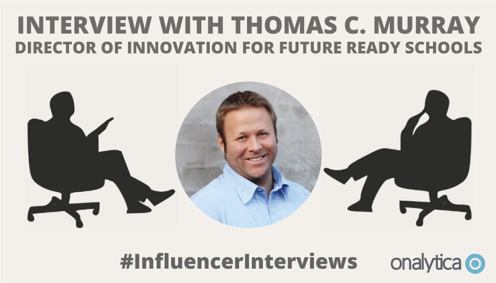 Onalytica Interview with Thomas C. Murray