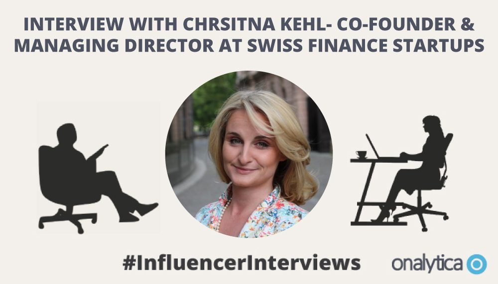 Onalytica Interview with Christina Kehl
