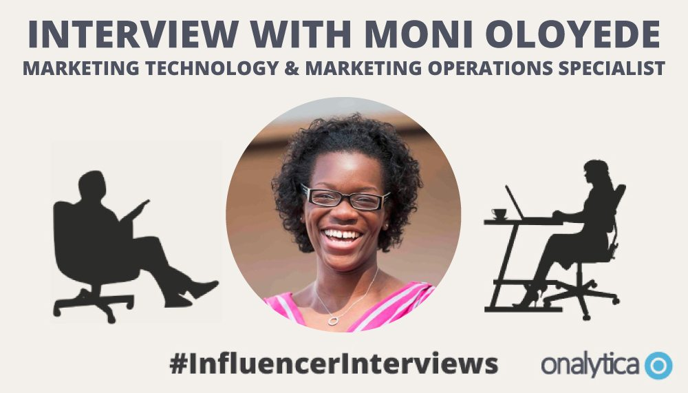 Onalytica - Interview with Moni Oloyede