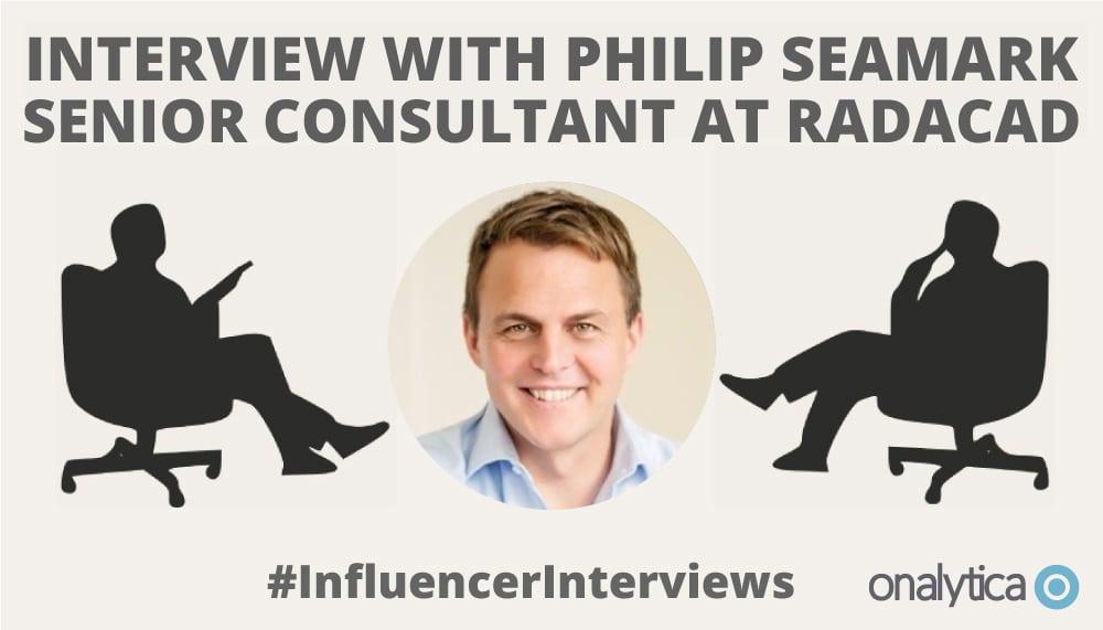 Onalytica Interview Philip Seamark