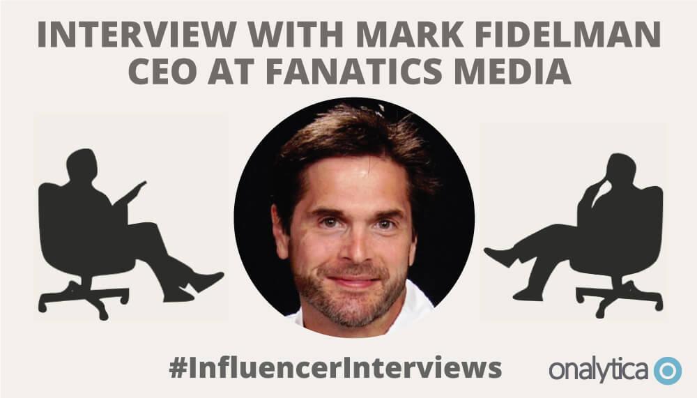 Onalytica Interview Mark Fidelman
