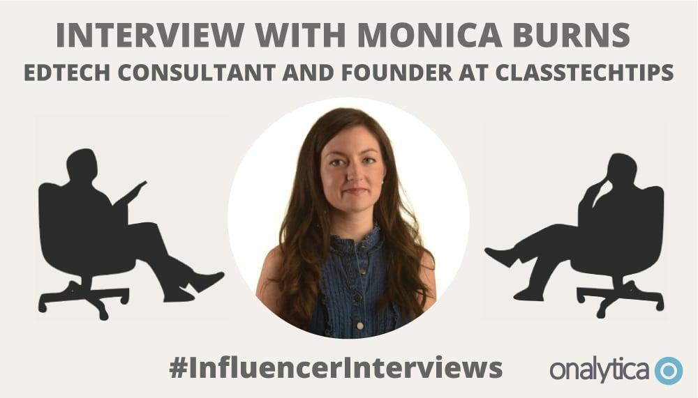 Onalytica Interview Monica Burns