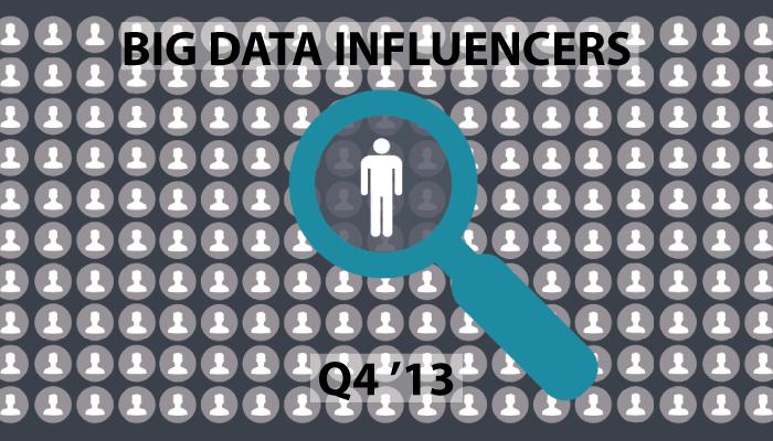 Onalytica - Big Data Influencers Q4-2013