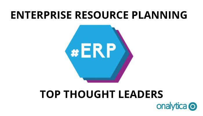 Onalytica - Top ERP Thought Leaders