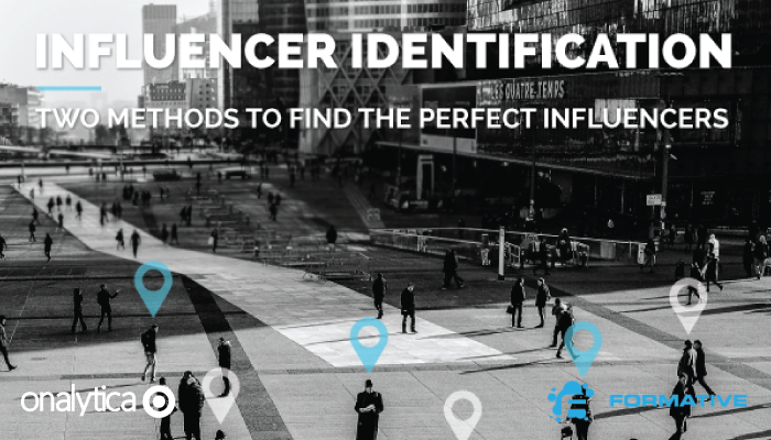 Onalytica - Influencer Identification 2 methods to find the perfect influencers