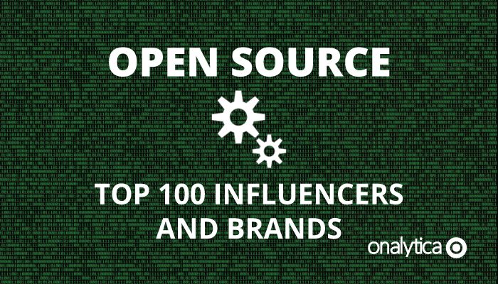 Onalytica - Open Source Top 100 Influencers and Brands