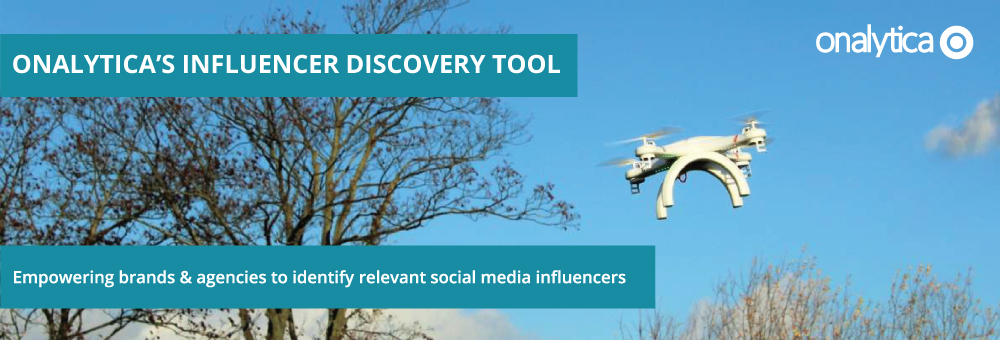 Onalytica Influencer Discovery Software