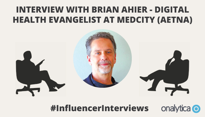 Onalytica Interview with Brian Ahier