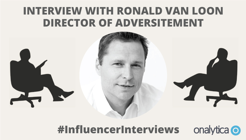 Onalytica Interview with Ronald Van Loon
