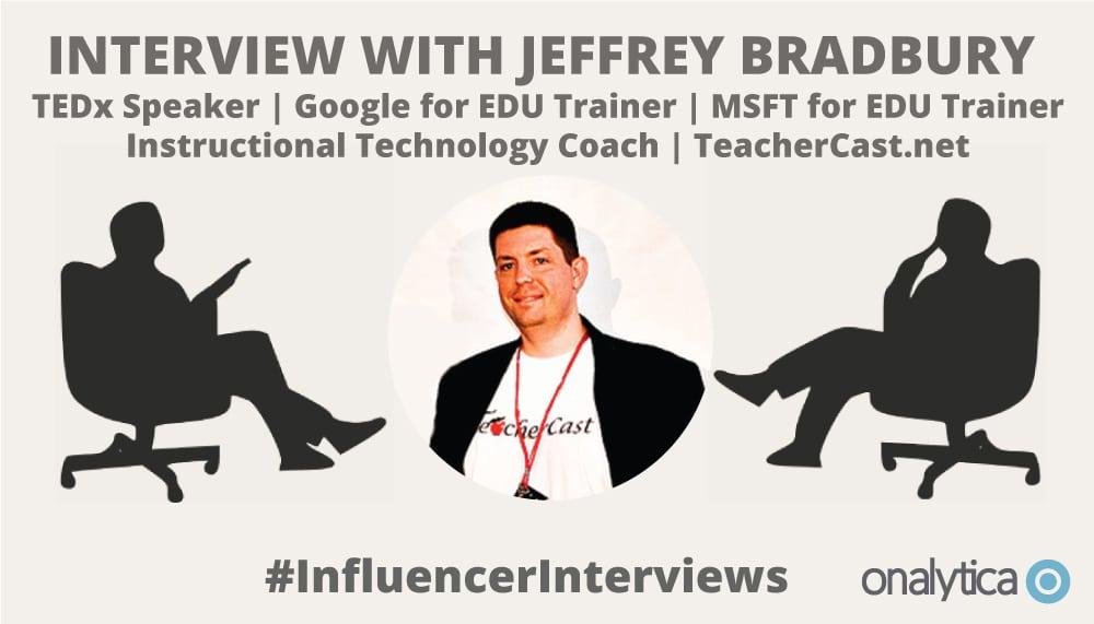 Onalytica Interview with Jeffrey Bradbury 1