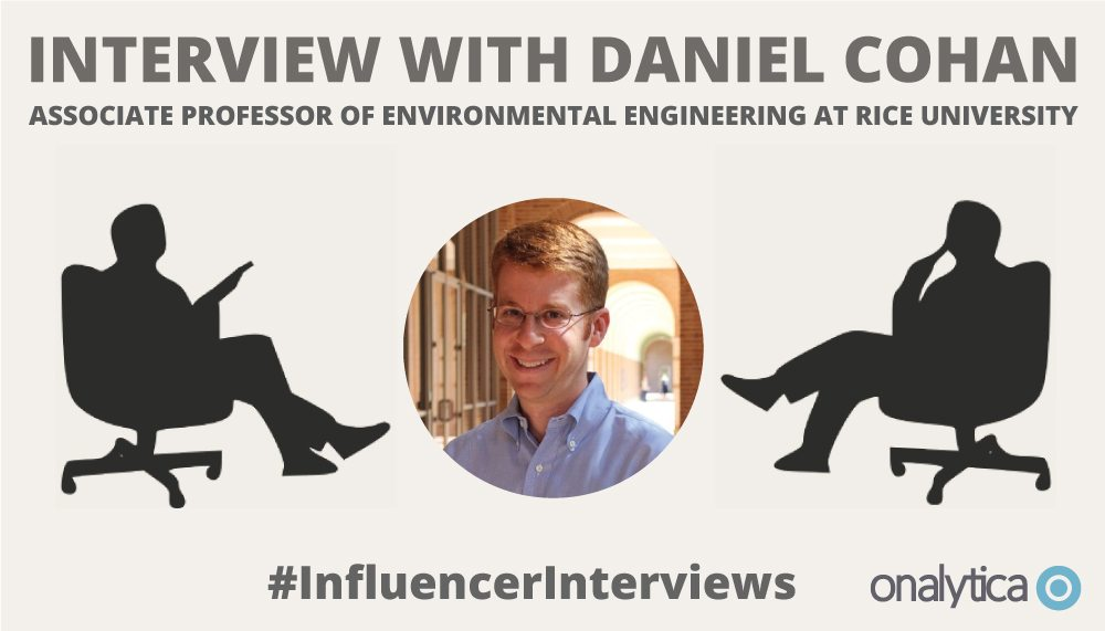 Onalytica Interview with Daniel Cohan