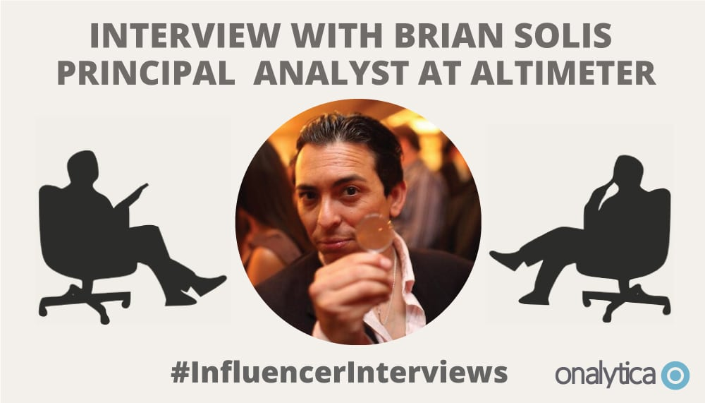 Onalytica Interview Brian Solis