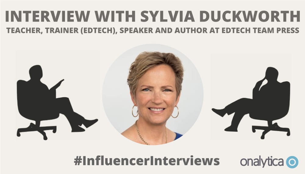 Onalytica Interview with Sylvia Duckworth