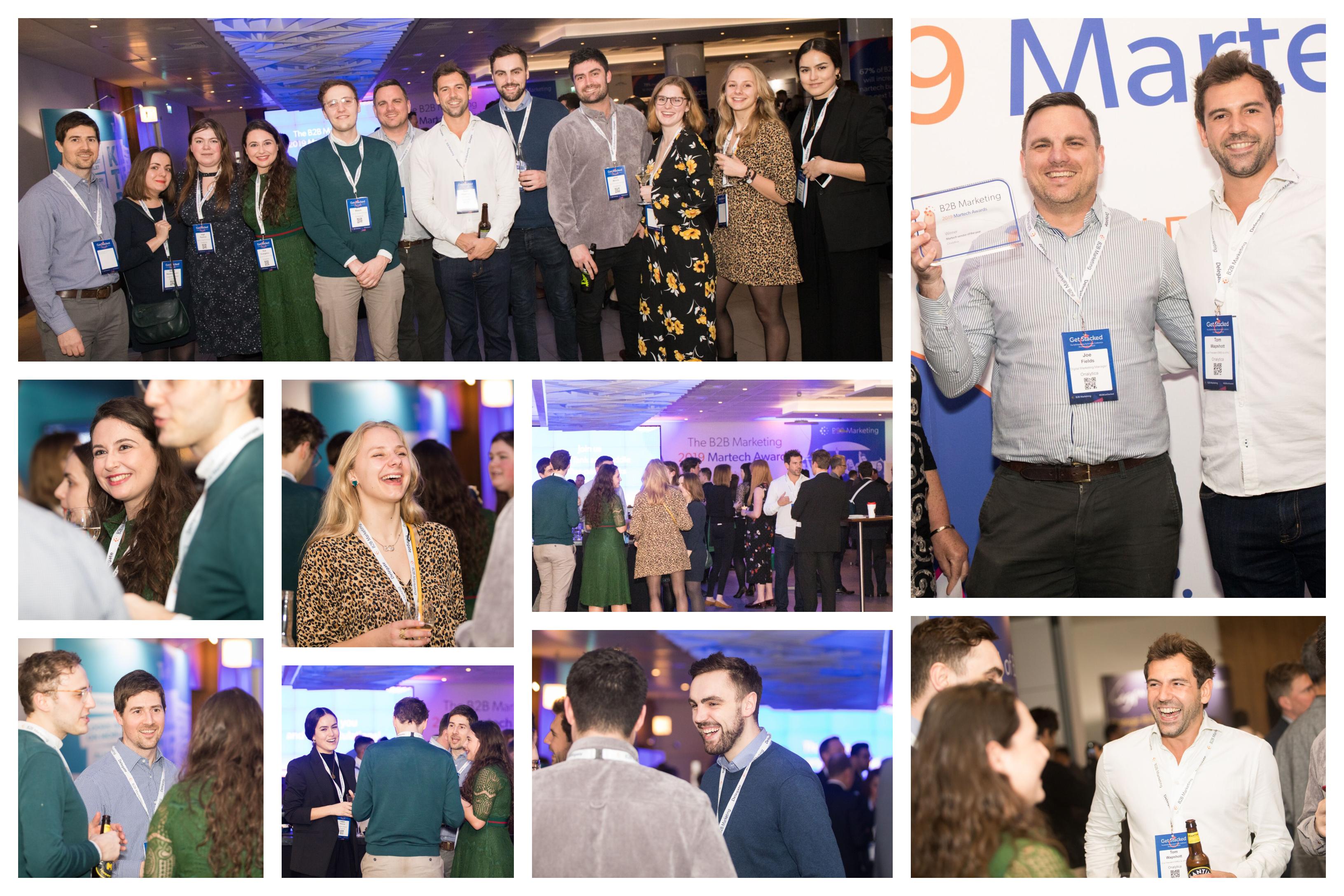Onalytica B2B MarTech Awards